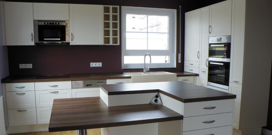 eine hneun k che in pfullendorf. Black Bedroom Furniture Sets. Home Design Ideas